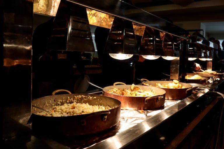 תמונת אירוע במלון יערים של אוכל להגשה - Radware conference