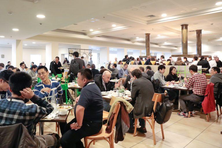 תמונת אירוע במלון יערים - Radware conference