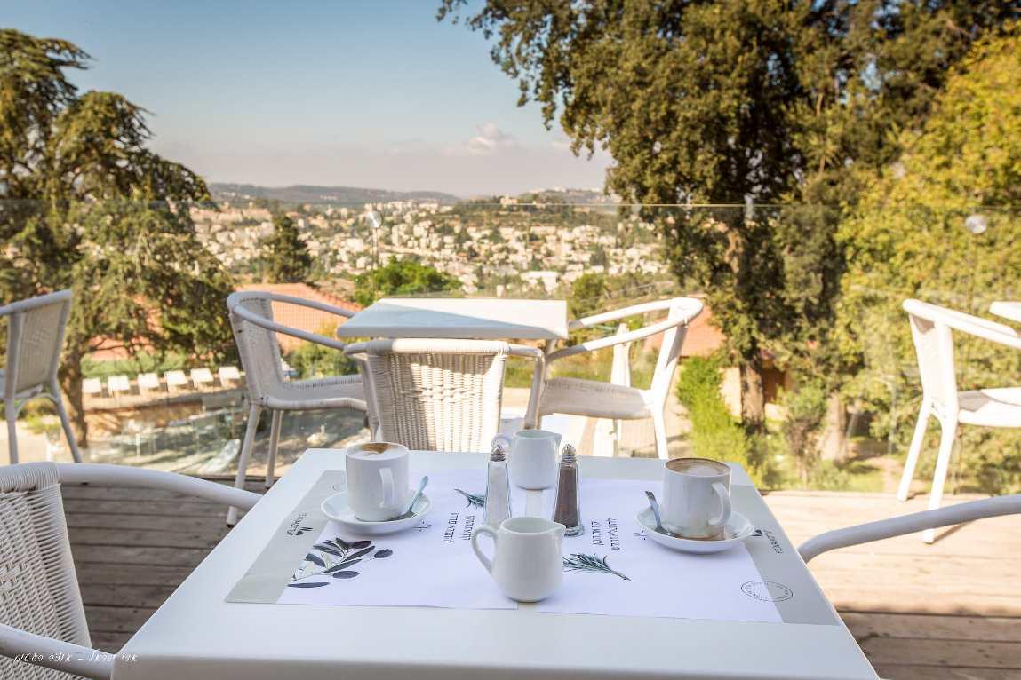 מלון יערים - לנשום את החורש | נופש טבע ארץ ישראלי בהרי ירושלים